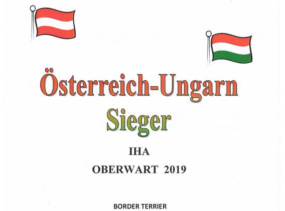 Österreich Ungarn Sieger 2019