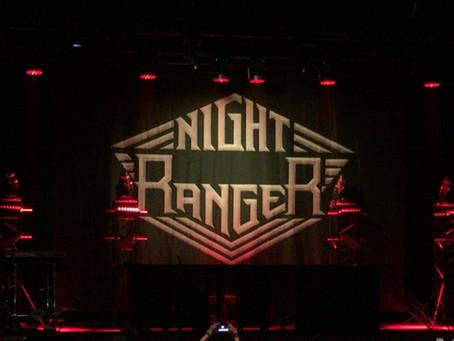 NIGHT RANGERS CONCERT