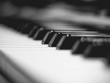 ピアノを弾く 🎹