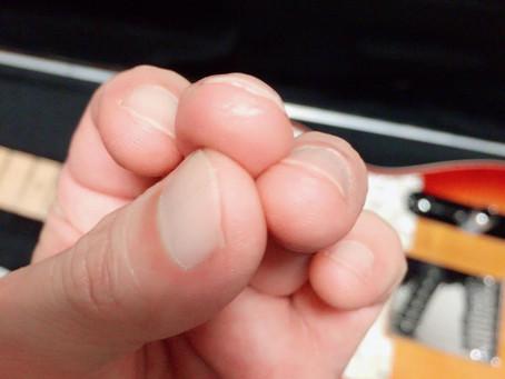エレキ・ギターの録音 🎸