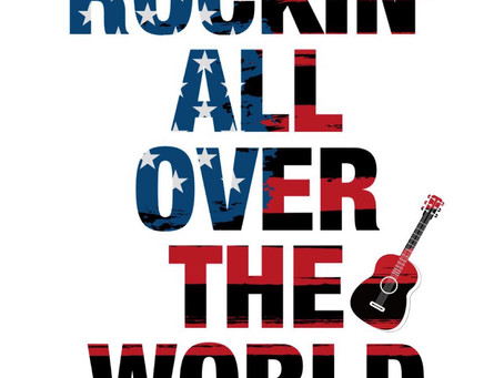 ROCKIN' ALL OVER THE WORLD 🌎