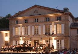 Samedi 23 juin à Château Bas           Orchestre Philharmonique du Pays d'Aix