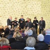 Concert Mecs Plus Ultra - Eglise de Mimet         Samedi 21 Décembre - 20h30