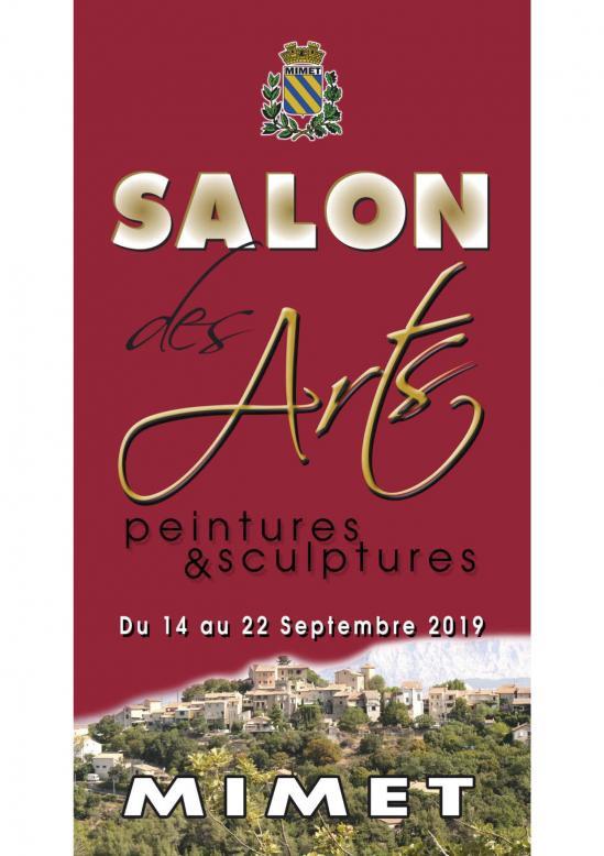 14ème Salon des Arts de Mimet