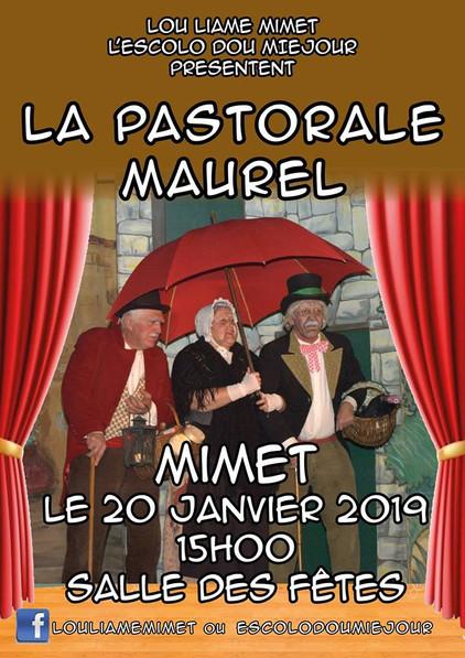 Dimanche 20 janvier 2019 - Pastorale Maurel