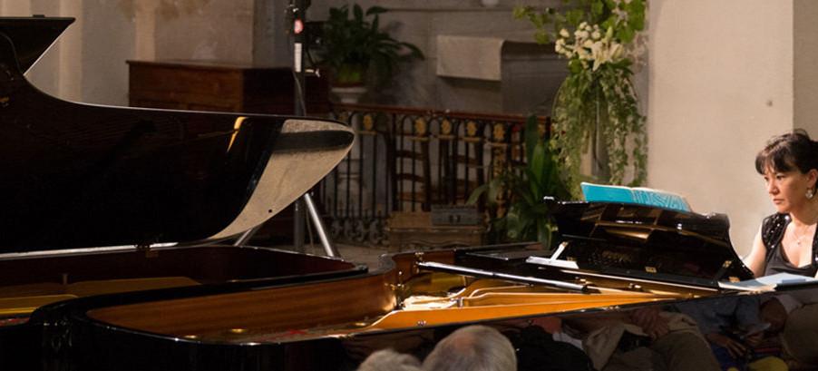 Festival de piano de La Roque d'Anthéron à Château Bas - Concert Vendredi 2 août 2019