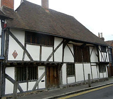 Timber framed Wealden House Canterbury.j