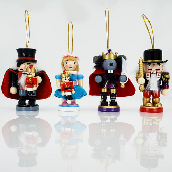 Stubby Nutcracker Suite Character Ornament4 Inch