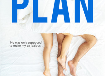★COVER REVEAL★ The UnEXpected Plan
