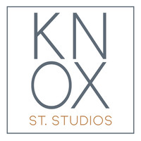 Knox Street Studios_Stacked - Blue & Tea