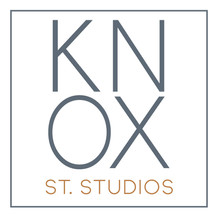 Knox Street Studios_Stacked - Blue & Tea