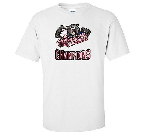 Sacramento River Cats 2019 Championship T-Shirt
