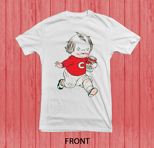 Campbell's Soup T-Shirt | Campbell Soup Kids | Vintage Style