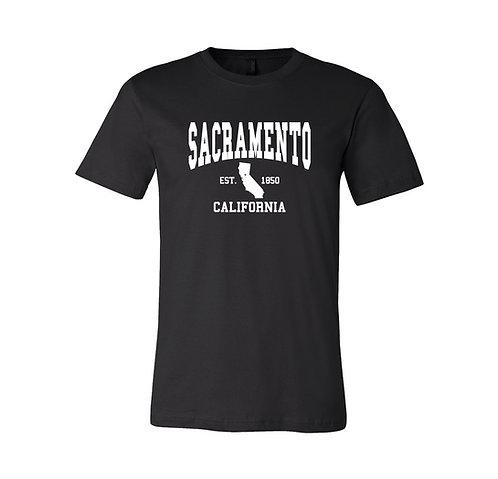 Sacramento California Classic T Shirt