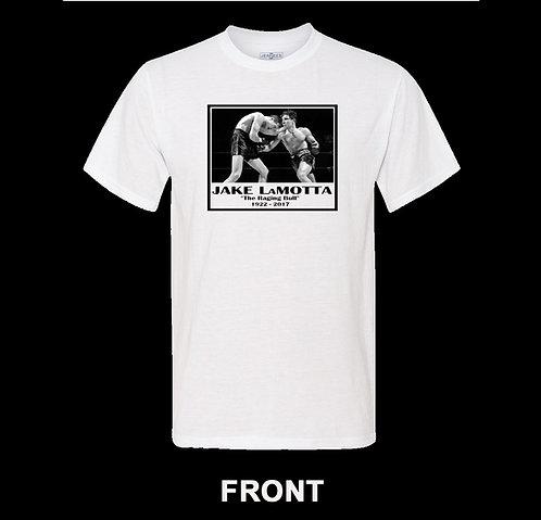 """Jake LaMotta - """"The Raging Bull"""" Boxer T-SHIRT"""