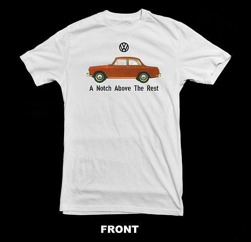 Volkswagen Vintage Notchback VW T Shirt