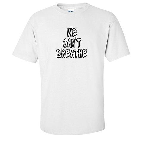 We Can't Breathe George Floyd T-Shirt