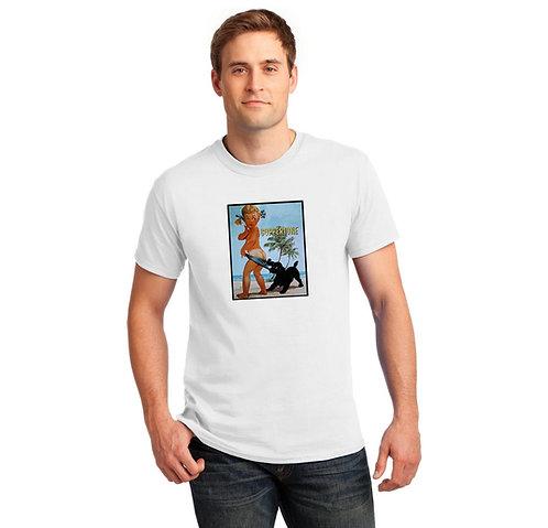 Coppertone Vintage Retro T Shirt | 1980s T Shirts