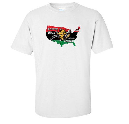 Juneteenth 1865 Celebration T-Shirt