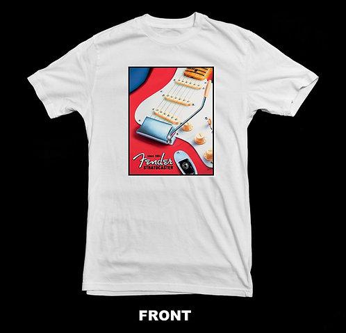 Vintage Fender Stratocaster T Shirt