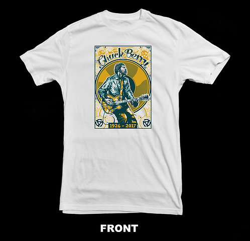 Chuck Berry Tribute T Shirt