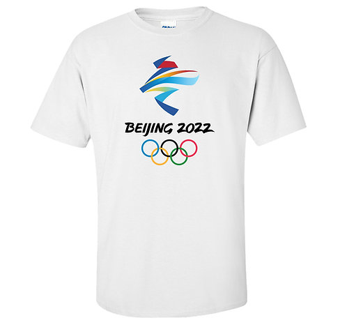 2022 Beijing Winter Olympics T Shirt | 2022 Beijing