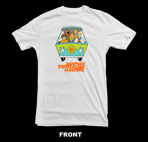 Scooby Doo The Mystery Machine T-Shirt