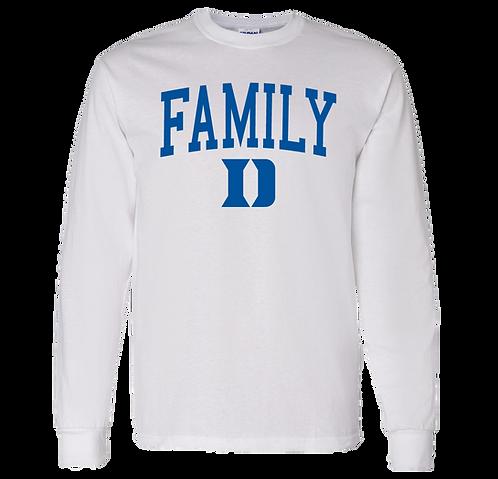 Duke Blue Devils T Shirt | Family | March Madness