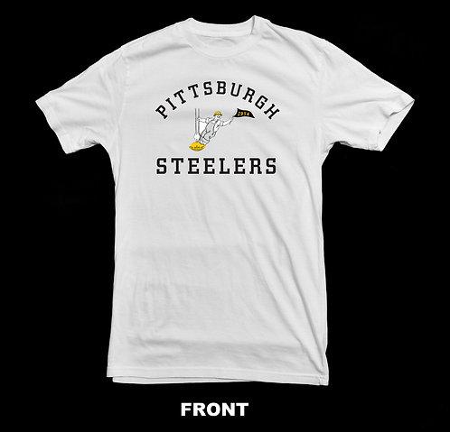 Pittsburgh Steelers Retro Logo T-Shirt