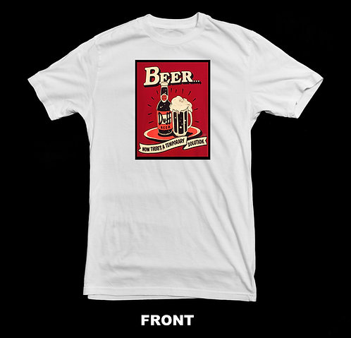 Duff Beer The Simpsons T-Shirt