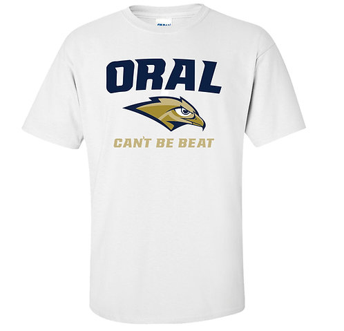 Oral Roberts Golden Eagles March Madness Oral Can't Be Beat T-Shirt