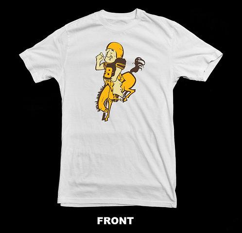 Denver Broncos Vintage Logo T-Shirt