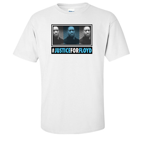 Justice For George Floyd T-Shirt