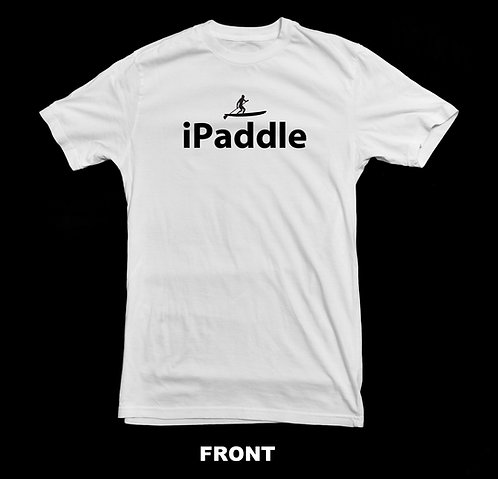 STAND UP PADDLE (SUP) BOARD T-SHIRT (w/graphic)