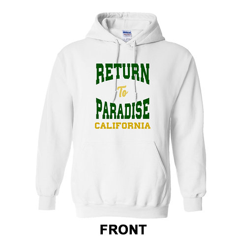 Return to Paradise Sweatshirt/Hoodie