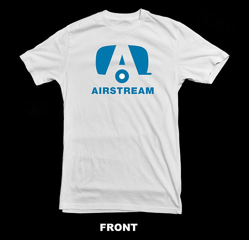AIRSTREAM TRAVEL TRAILER LOGO T-SHIRT