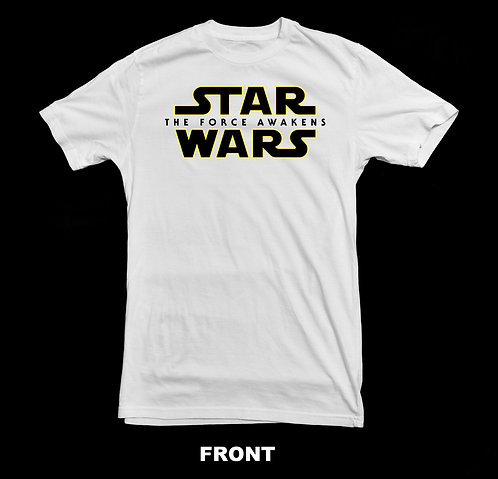 Star Wars The Force Awakens T Shirt