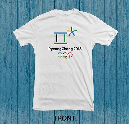2018 Winter Olympics Logo (PyeongChang South Korea) T-Shirt