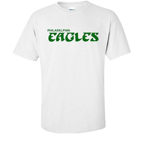 Philadelphia Eagles Vintage Logo T-Shirt