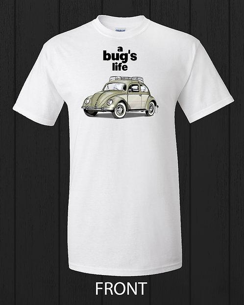 Volkswagen Vintage Bug T-Shirt | A Bugs Life