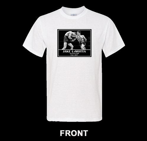 "Jake LaMotta - ""The Bronx Bull"" Boxer T-SHIRT"