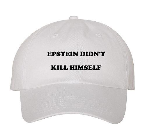 Epstein Didn't Kill Himself Hat | Baseball Hat