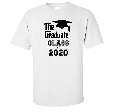 The Graduate Class of 2020 T-Shirt