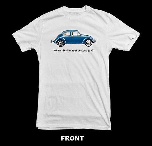 Volkswagen VW Beetle Vintage Advertisement T Shirt