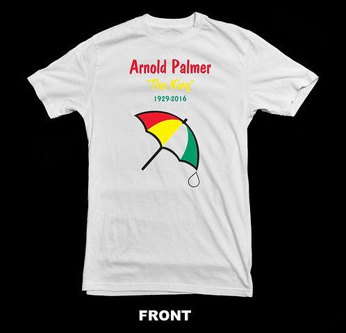Arnold Palmer The King T Shirt | Memorial T Shirt