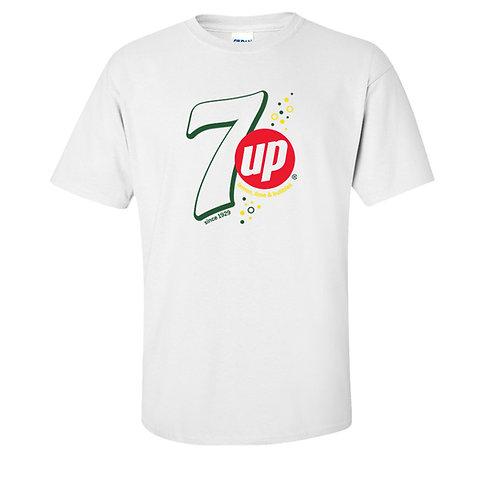 Vintage 7UP Soda Logo T-Shirt