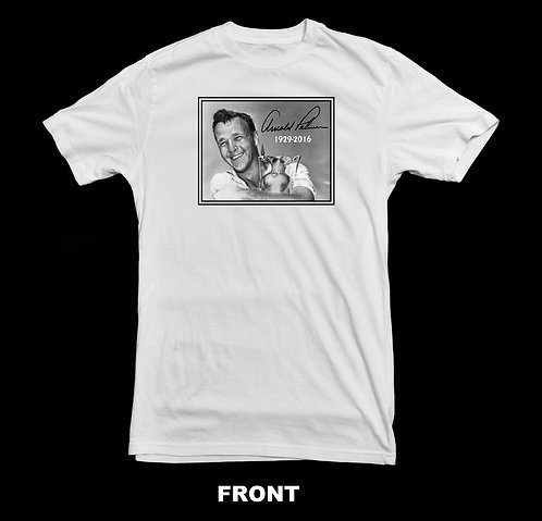 Arnold  Palmer Tribute T Shirt | The King