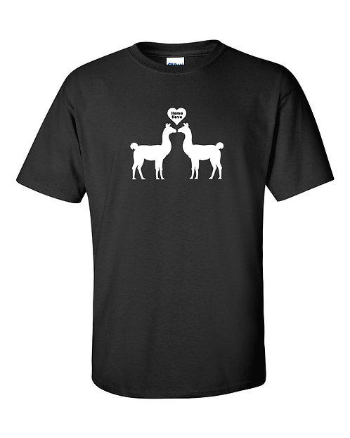 Llama Llove T-Shirt | Llama Lover T Shirt