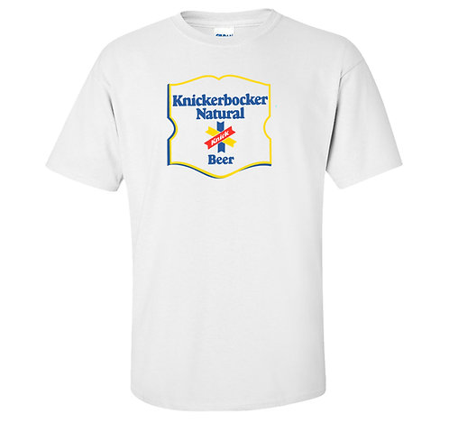 Knickerbocker Natural Beer T-Shirt