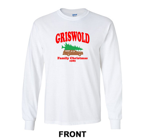 Griswold Family Christmas Vacation Long Sleeve T-Shirt